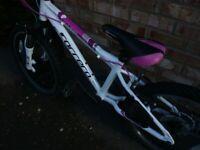 carrera 20inch kids bike £75