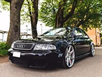 """4x 19"""" VOSSEN CV7 STYLE AUDI VW SEAT A3 A4 A5 A6 A7 GOLF LEON GTI R32 R S LINE RS3 RS4 RS5 RS6"""