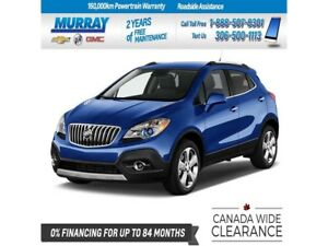2018 Buick Encore *CROSS TRAFRFIC ALERT,HEATED SEATS*