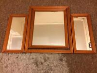 Mirrors for quick sale £6