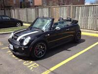 Mini Cooper S Convertible JCW Package 2005