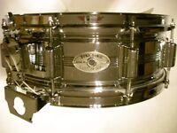 Rogers Dynasonic Custom Built COB snare drum - 1970 - USA - Model 45-8485 - Minter