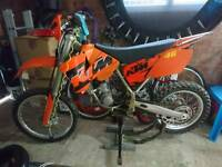 2005 KTM SX 85 BIG WHEEL(VERY GOOD CONDITION VIEWING'S RECOMMENDED)