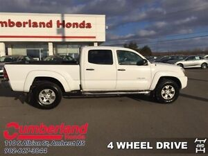 2009 Toyota Tacoma Base v6 Double cab w SR5 Package