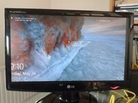 LG Flatron W2043S-PF Monitor