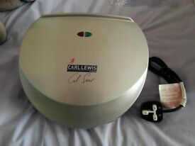 Carl Lewis Healthy Eating Grill CLH G20