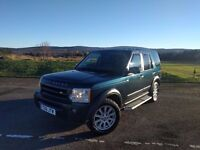 Discovery 4 look-a-like SE Private Plate - 7 Leather Seats - Manual 4x4