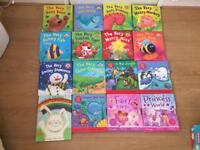 Usborne books, pop up books, dvd cd