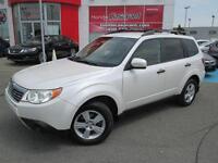 2010 Subaru Forester 2.5XS COMMODITÉ EDITION OUTDOOR + MAGS