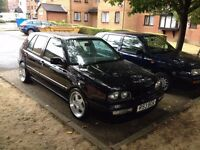 golf vr6 black low mileage px welcome