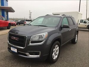 2014 GMC Acadia SLE -- ONE OWNER TRADE IN
