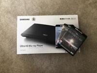 Samsung UBD-K8500 4K ultra HD Player
