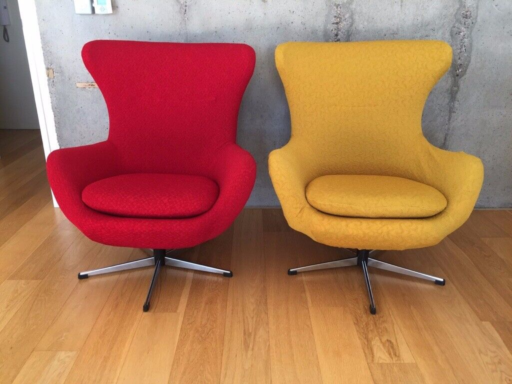 Brilliant Vintage Retro Egg Chair In Sheffield South Yorkshire Gumtree Home Interior And Landscaping Synyenasavecom