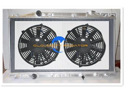 RADIATOR FOR 2009-2014 Acura TSX 2010 2011 2012 2013 2.4L 3.5L I4/V6 +FANS