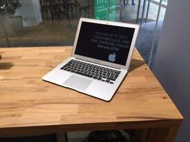 "Macbook Air 13"" 2012, 1.8GHz Intel Core i5, 4GB RAM, 120GB SSD, 3 Month Warranty, £700"