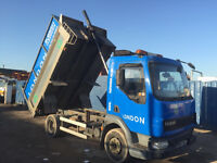 RUBBISH OR HOUSE CLEARANCE- WASTE DISPOSAL- JUNK REMOVAL- SKIP ALL LONDON LOW PRICES
