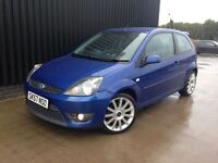 2007 (57) Ford Fiesta 2.0 ST 3dr Full Service History 1 Previous Owner Finance Available May Px