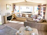 BRAND NEW MODEL WITH SITE FEES UNTIL 2019! N.NORFOLK. INDOOR POOL,ENTERTAINMENT.5 MINS TO HUNSTANTON