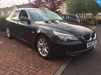 2007 (57) BMW 523I SE, *AUTOMATICFULL LEATHER INTERIOR, SATELLITE NAVIGATION, 2 KEYS