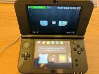New 3ds XL plus Zelda games.