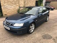 2006 Saab 9-3 sport tid 150bhp 6 speed 1 years mot