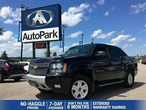 2012 Chevrolet Avalanche 1500 LT| Sunroof| Heated Leather| Backu