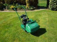 Qualcast Classic Petrol 35S self propelled lawn mower