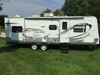 Immaculate 26 ft Salem Travel Trailer