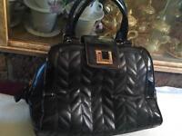 Jesper conran ladies shoulder bag black good condition £5