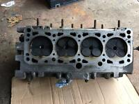 VW Golf mk2 16v polished and ported KR head with abf cams