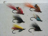 SALMON & TROUT FLIES MADE BY THE FLYING SCOTSMAN