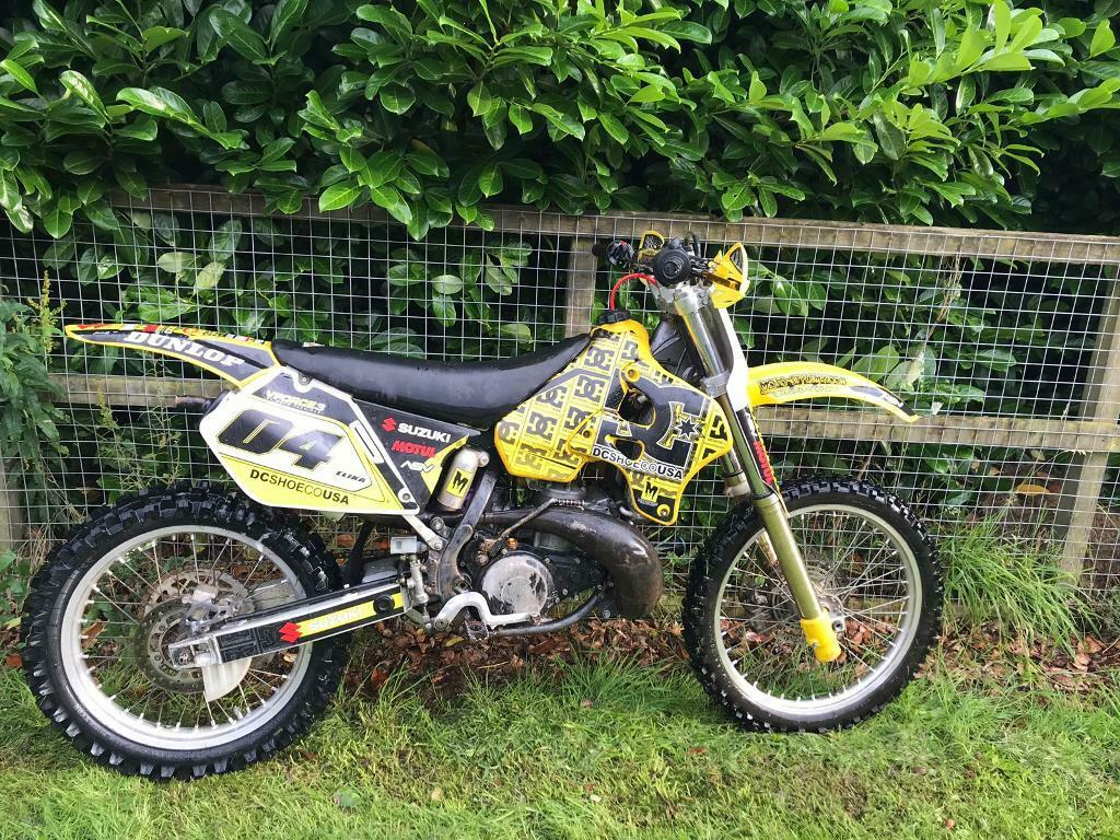 RM250 2 stroke  in excellent condition   in Livingston, West Lothian    Gumtree