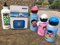 Large Selection of Brand New Sigg Water Bottles