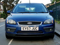 CHEAP - Ford Focus TDCi Zetec Climate DIESEL- (Low Cost on Fuel) - Part Exchange OK - Ford Focus