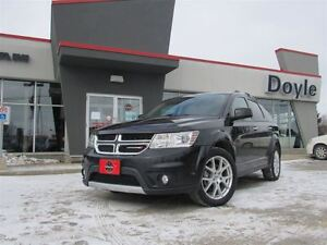 2013 Dodge Journey R/T AWD W/NAVIGATION & REAR DVD 1-OWNER TRADE