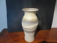 Vintage Handmade Studio Pottery Vase Ingleton Pottery,