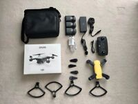 DJI Spark Fly More Combo (Ultra) - Yellow + Extra Accessories + DJI CARE!!!