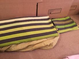 Green / Brown Bedding