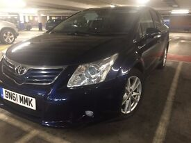 TOYOTA AVENSIS D4D PCO / UBER READY