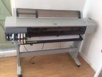 Large format printer Epson Stylus Pro 9600 excellent condition
