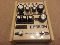 Dreadbox Epsilon Pedal