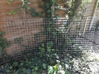 Wire mesh sheets x 2 (Hackney)