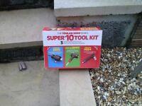 Toulan 2000 super 10 tool kit