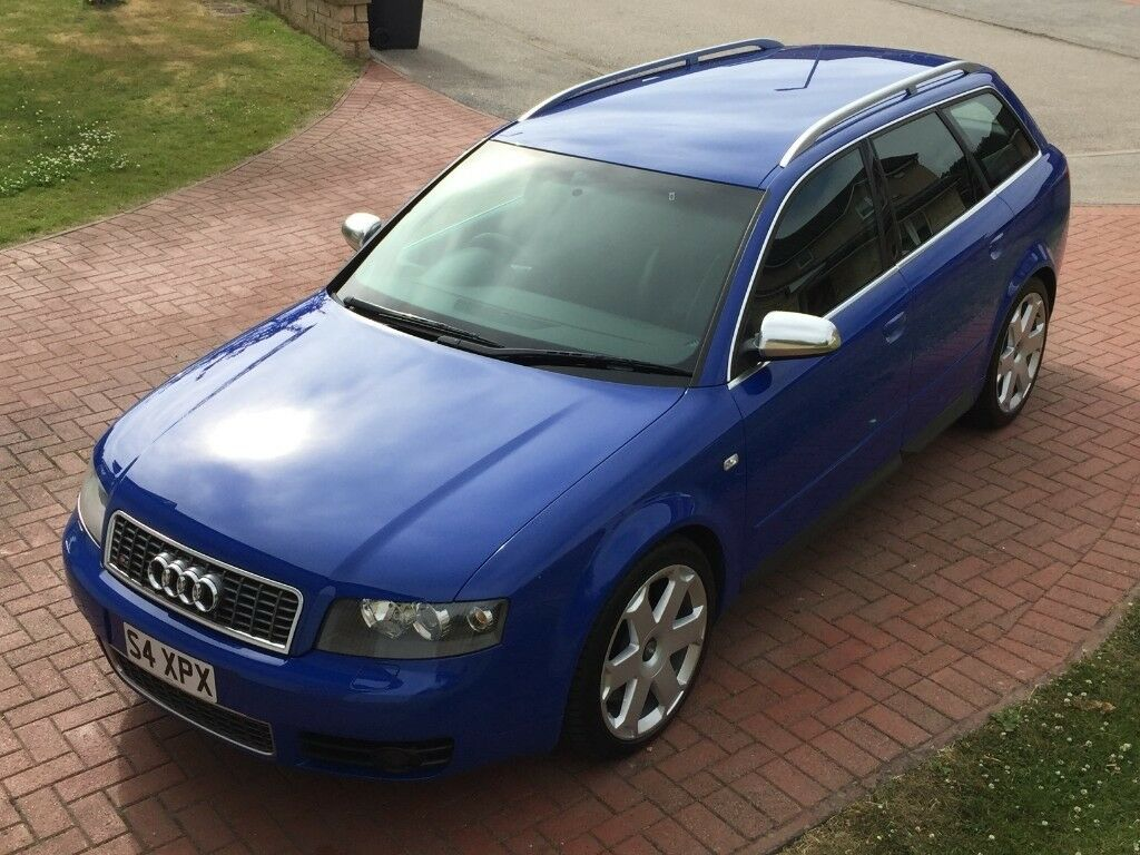 AUDI S4 AVANT, NOGARO BLUE, 58K MILES, FASH *** THE ONE YOU WANT *** | in  Stonehaven, Aberdeenshire | Gumtree