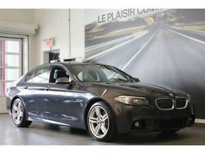 2015 BMW 535I xDrive GROUPE DE LUXE, GROUPE M SPORT