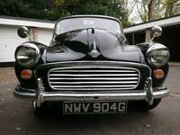 Morris Minor Only 17.890