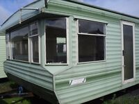 Willerby Granada FREE DELIVERY 32x12 2 bedrooms 2 bathrooms over 50 static caravans in stock
