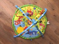 Winnie the Pooh magic motion play mat, immaculate condition. Great for babies