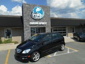 2009 Mercedes-Benz B-Class TURBO! 90KM!  FINANCING AVAILABLE