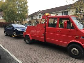 Recovery in Bristol, A.H.Rescue Towing & Recovery